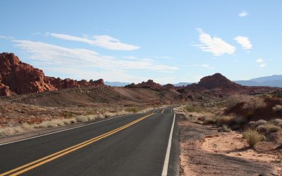 Tips til billeje og roadtrips i Las Vegas