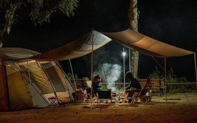 Nyd smukke Jylland på en camping-ferie