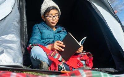 Er dit barn klar til campingferien?